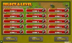 Penguins Attack 3 Game screenshot 2/4
