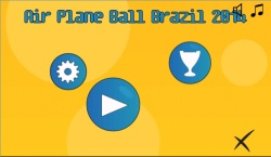 AirPlane Ball Brazil 2014 screenshot 1/3