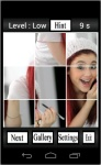 Ariana Grande Puzzle HD screenshot 2/3