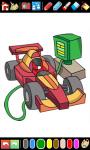 Cars Coloring Book Game screenshot 3/6
