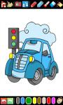 Cars Coloring Book Game screenshot 6/6