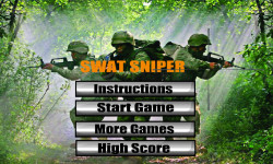 Swat Sniper Games screenshot 1/4