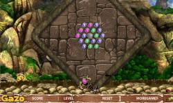 Zuma Snake Games screenshot 2/4
