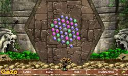 Zuma Snake Games screenshot 3/4
