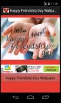 Happy Friendship Day 2014 HD Wallpaper screenshot 2/6