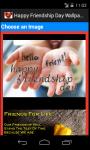 Happy Friendship Day 2014 HD Wallpaper screenshot 3/6