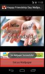 Happy Friendship Day 2014 HD Wallpaper screenshot 5/6