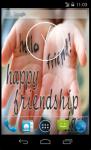 Happy Friendship Day 2014 HD Wallpaper screenshot 6/6
