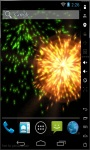 Colorful Fireworks Live Wallpaper screenshot 3/3