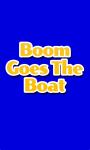 Boom Goes The Boat Free screenshot 1/3