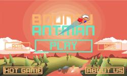 Bouncy Ant Man - Flappy Snake Smasher Bug Hero screenshot 1/6