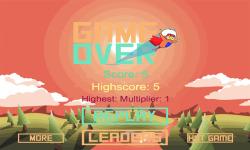 Bouncy Ant Man - Flappy Snake Smasher Bug Hero screenshot 3/6