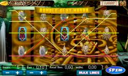 Rumble Slot Mayan screenshot 4/4