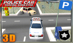 Police Car Parking Simulator screenshot 1/5