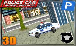 Police Car Parking Simulator screenshot 2/5