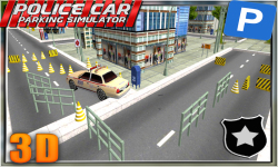 Police Car Parking Simulator screenshot 4/5