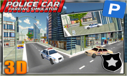 Police Car Parking Simulator screenshot 5/5