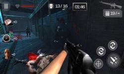 Frontline Evil Dead Zombies screenshot 1/5
