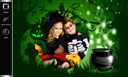Free Halloween Photo Frames screenshot 4/6