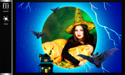 Free Halloween Photo Frames screenshot 5/6