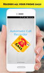 2016 Automatic Call Recorder screenshot 1/6