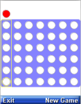 Connect4 V1.01 screenshot 1/1