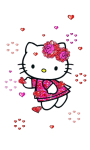 New Hello Kitty in Love touch screenshot 1/2
