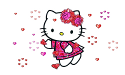 New Hello Kitty in Love touch screenshot 2/2