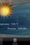 LCDWeather screenshot 1/1