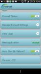 Mobiwol: No Root Firewall screenshot 1/3