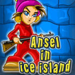 Ansel In Ice Island Free screenshot 1/2