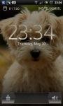 Cute Puppy dogs Live Wallpaper screenshot 3/6