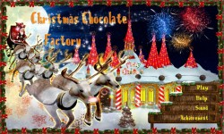 Free Hidden Object - Christmas Chocolate Factory screenshot 1/4