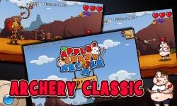 Apple and Crazy Archer screenshot 1/2