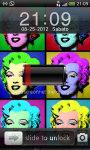 Pop Marilyn Monroe Locker screenshot 3/3