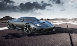 Speed Racing Car WallPapers HD screenshot 1/3
