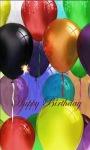 Birthday Balloon Live Wallpaper screenshot 1/3