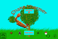 Snake Charmer for iOS screenshot 1/4