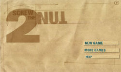 Screw The Nut 2 Game screenshot 1/3