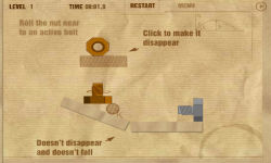 Screw The Nut 2 Game screenshot 2/3