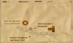 Screw The Nut 2 Game screenshot 3/3