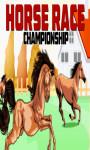 Horse Race Championship – Free screenshot 1/6
