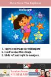 Cute Dora the Explorer Wallpaper screenshot 5/6