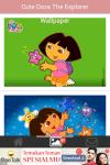 Cute Dora the Explorer Wallpaper screenshot 6/6