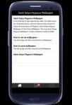 saint seiya pegasus wallpaper screenshot 1/6