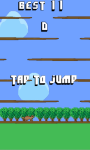 Squirrel Dash - Jump Fail Squirrel screenshot 2/4
