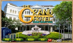 Free Hidden Object Games - The Grand Hotel screenshot 1/4