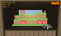 Shooting Gallery 3D screenshot 4/5