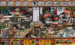 Free Hidden Object Game - Route 66 screenshot 3/4