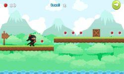Amazing Ninja Kid Run screenshot 3/4